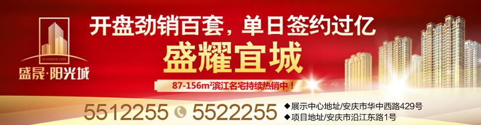 1月18日安庆盛晟阳光城业主答谢会