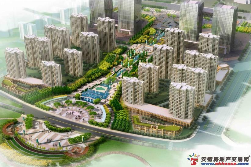 明珠广场·凤凰城楼号图