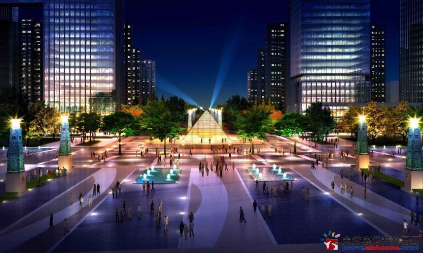 明珠广场·凤凰城效果图