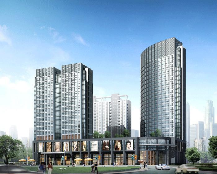 凤凰名城商业街楼号图
