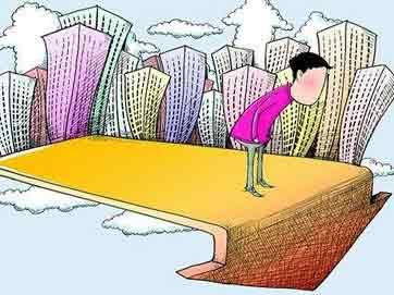 广州首现买房送首付 一线城市房价现松动
