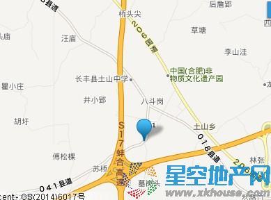 鹭山湖·乐活岛交通图